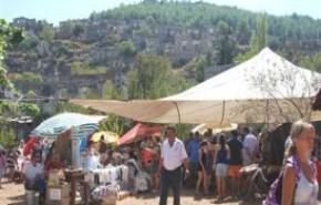 Kaya Köy Halk Pazarına İlgi Beklenenin Üzerinde Oldu