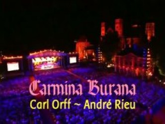 Carmina Burana ~ O Fortuna  Carl Orff ~ André Rieu