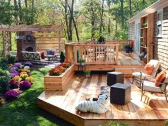 Bahçe Düzenleme ve Mobilyaları