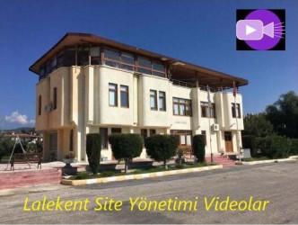 Lalekent Site Yönetimi Videolar